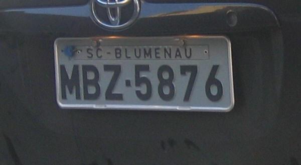 Brazil Abbreviation  Letter